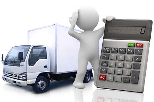 заказать грузовую машину для перевозки недорого