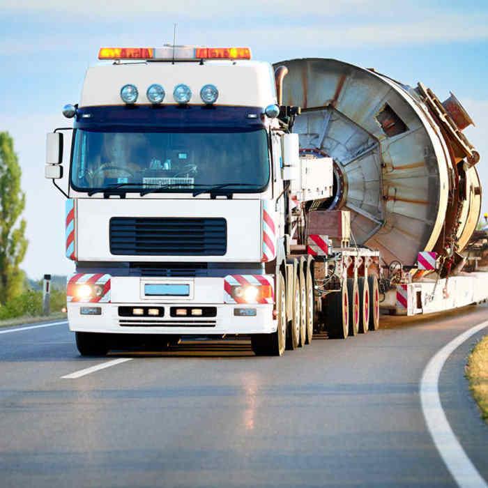 стоимость перевозки негабаритных грузов, низкорамная платформа для перевозки негабаритных грузов